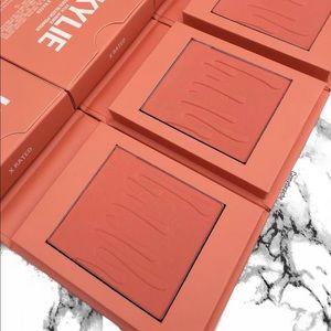 """X-rated"" Kylie Cosmetics Pressed Blush Powder"